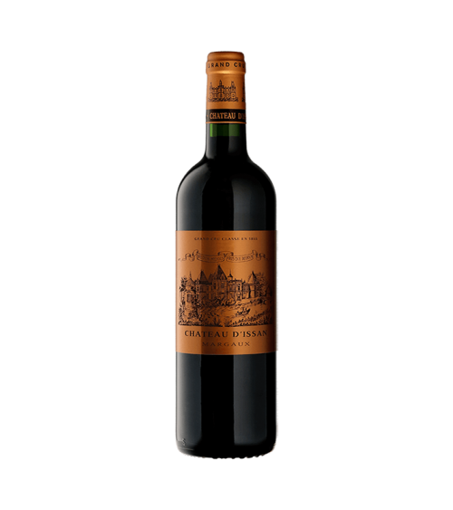 CHATEAU D'ISSAN, MARGAUX 2002
