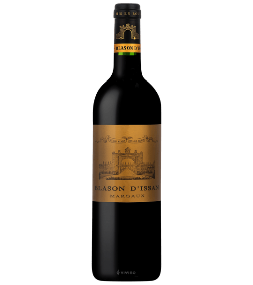 CHATEAU D'ISSAN, MARGAUX 2014