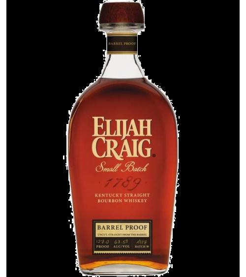 ELIJAH CRAIG, SMALL BATCH BOURBON 1789