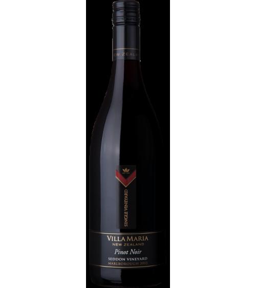 VILLA MARIA, Single Vineyard, Seddon Pinot Noir