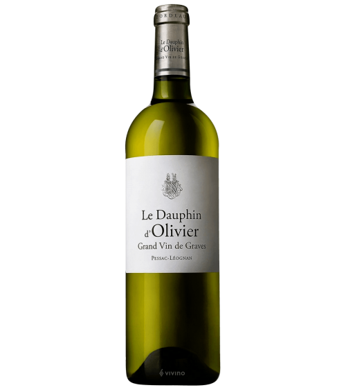 DAUPHIN D'OLIVIER PESSAC LEOGNAN 2017