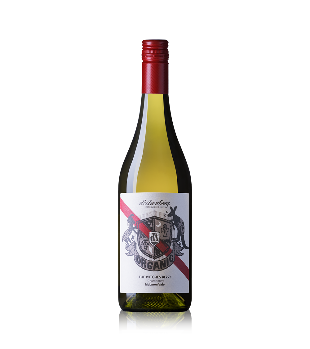 """D'ARENBERG """"THE WITCHES BERRY"""""""